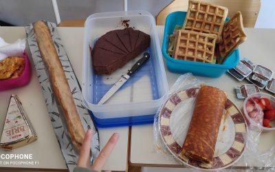 Jezikovno – kulinarični dan