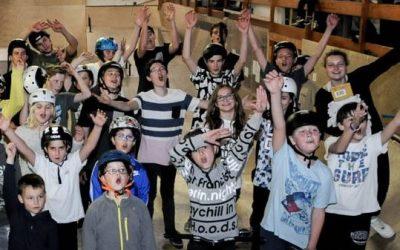 Šolsko tekmovanje v urbanih športih